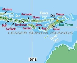 Download this Sunda Islands Map picture